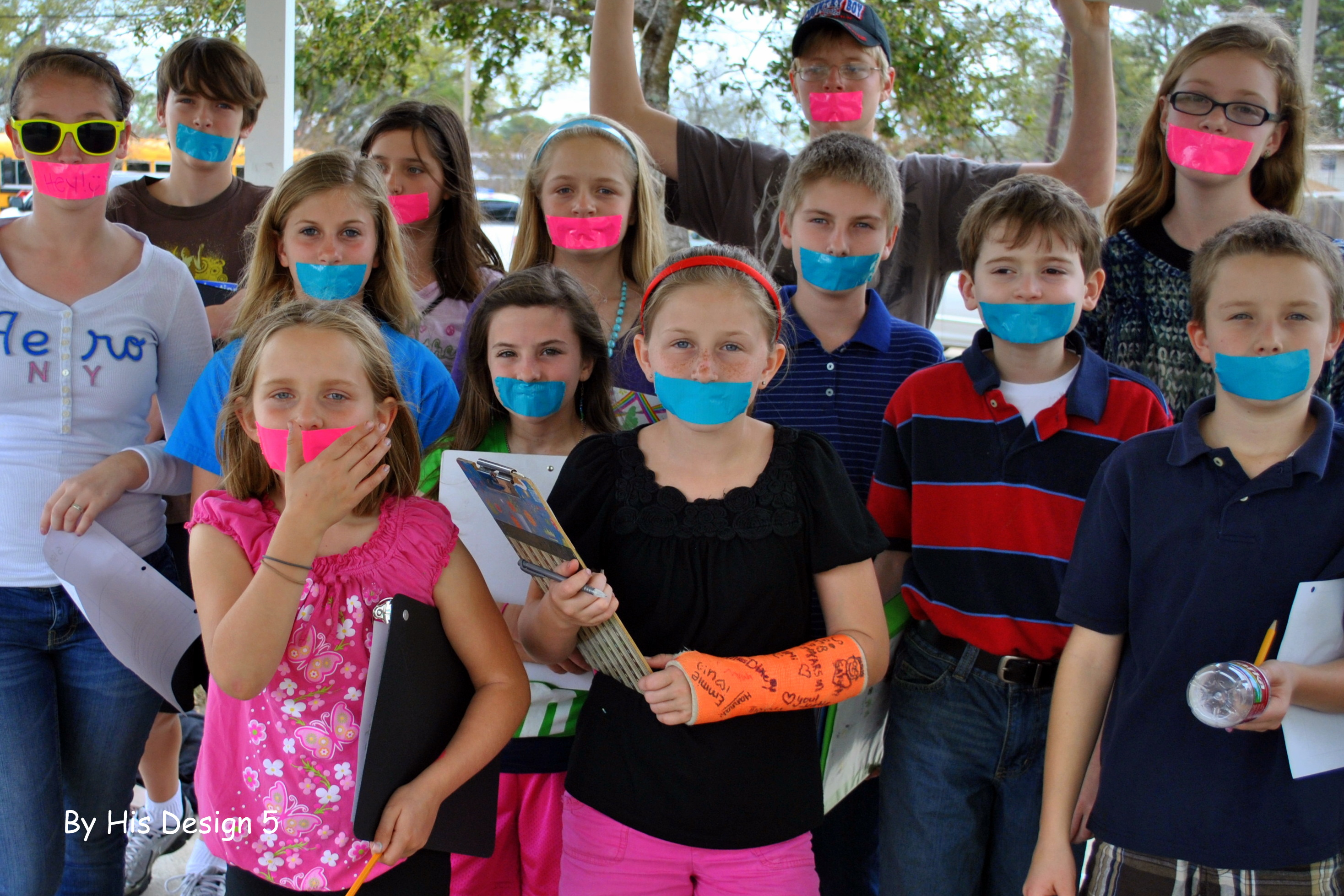 Duct Tape Creations For Kids Townsends in south africa following god ...